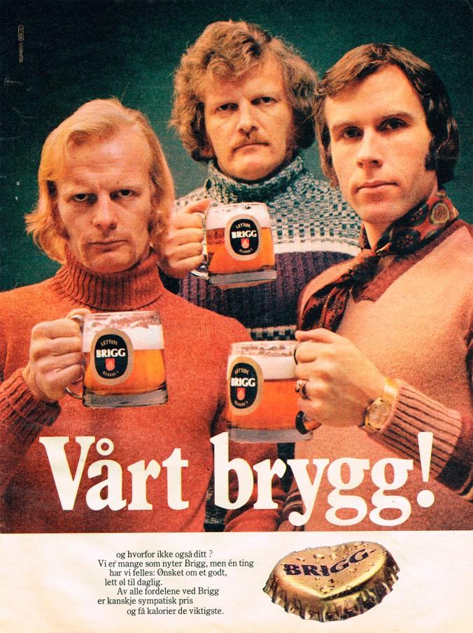 Brigg Øl mini