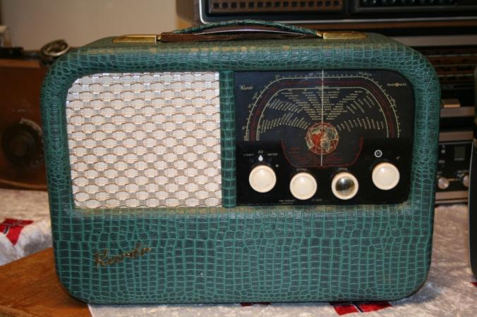 radionette kurer