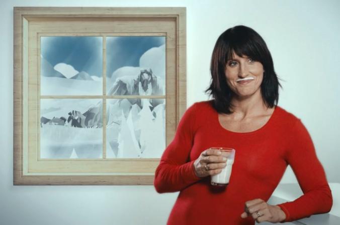 marit bjørgen reklame