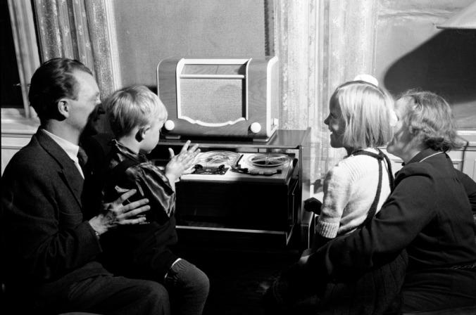NRK familie rundt radioen 3