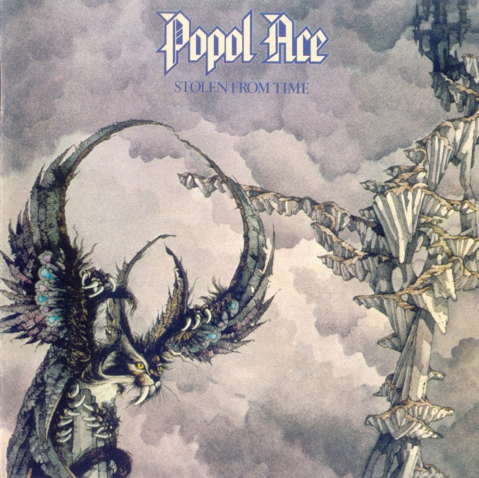 Popol Ace - Stolen From Time - Front