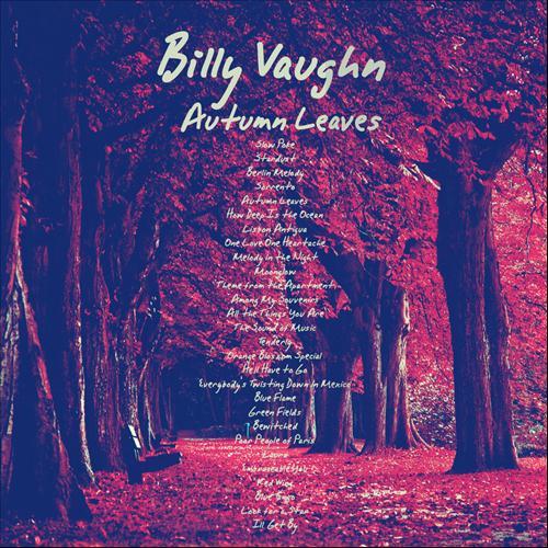 Billy Vaughn autumn Leaves