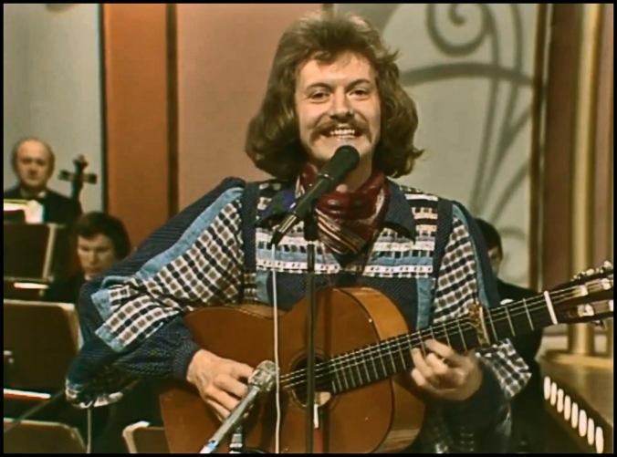 Øystein Sunde melodi Grand Prix 1975