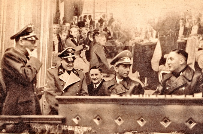 Goebbels Norge mini
