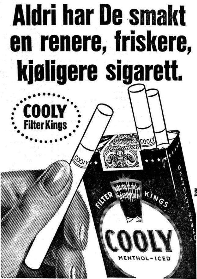 Reklame Cooly 06 apr 1963