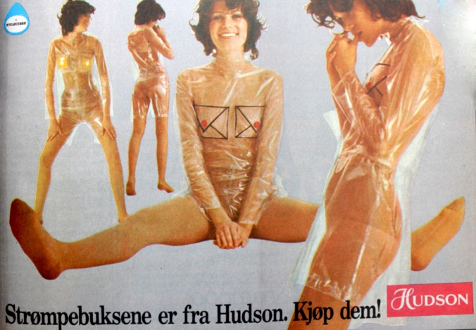 Reklame Strømpebukser