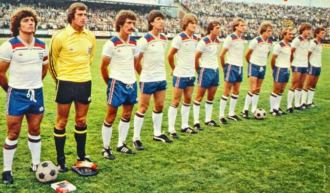 England 1981.09.9.Oslo,Norway
