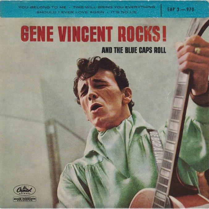 gene vincent you belong