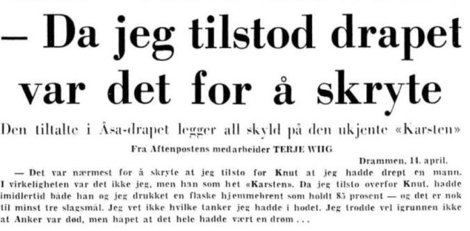 1970 0415 Åsa-drapet - det var Karsten