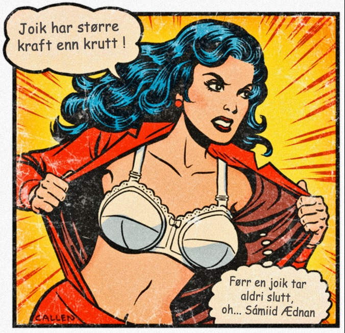 Tegneserier superwoman