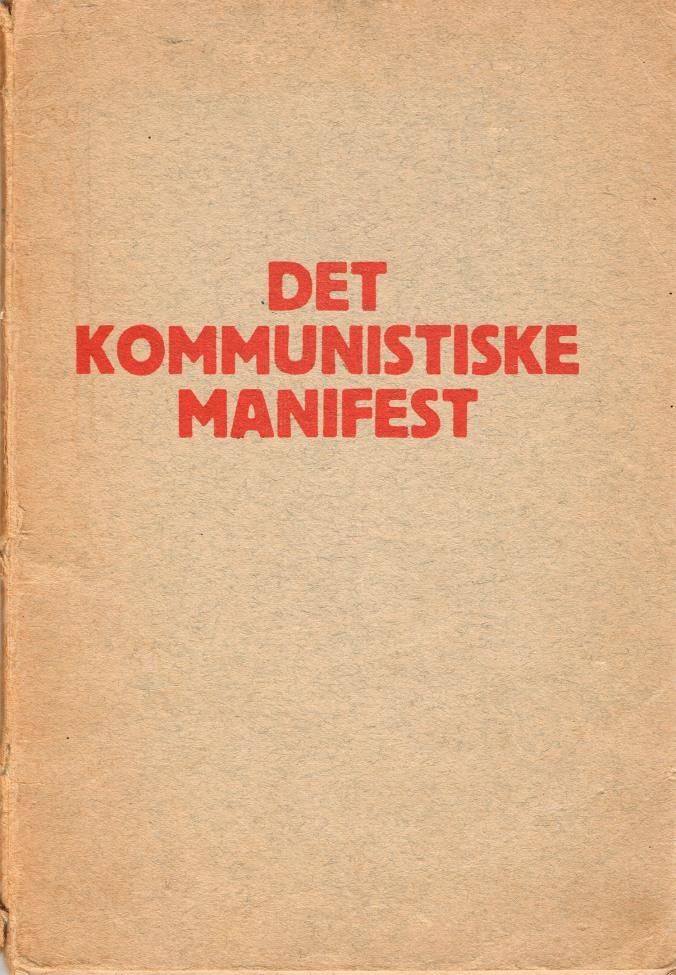 Det Kommunistiske Manifest mini