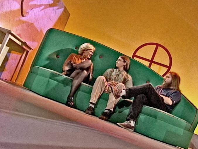 Direkte Lykke sofaen