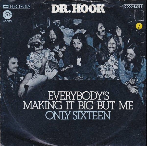 dr hook everybody makin