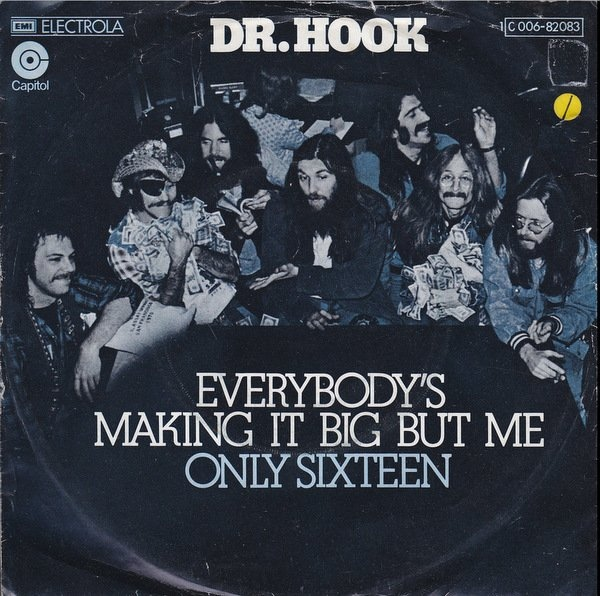 dr hook everybody makin