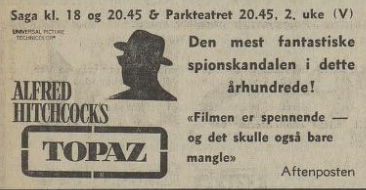 Aftenposten 051670 Hitchcock