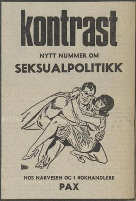 Aftenposten 051670 Kontrast Sex