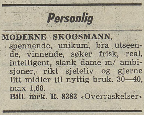 Aftenposten 051670 personlig