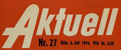 Aktuell logo 1974