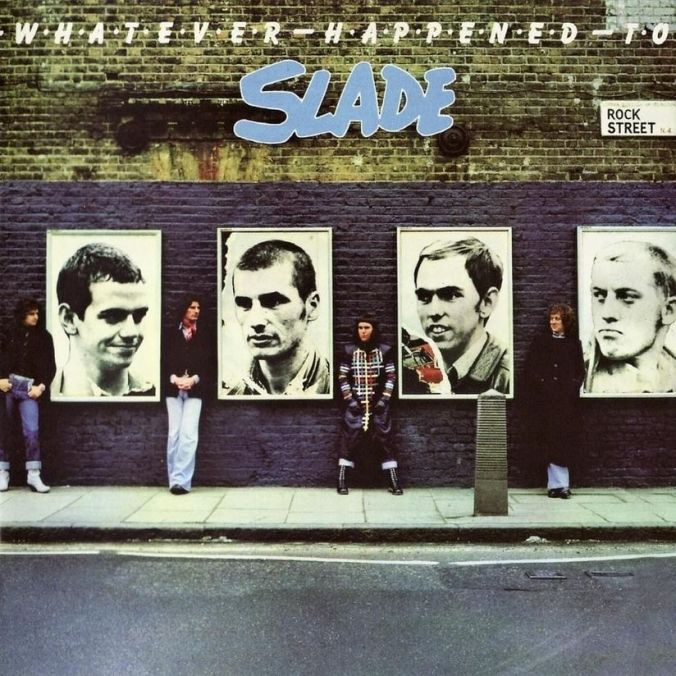 Slade whatever front