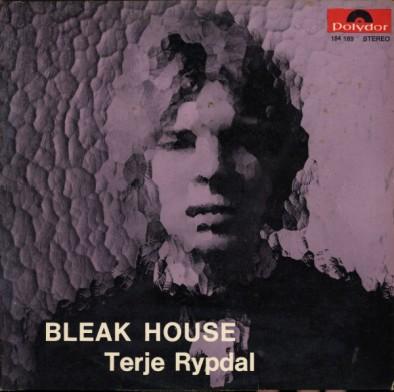 Terje Rypdal Blaek House cover