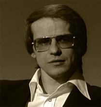 Terje Sven Erik Børja portrett