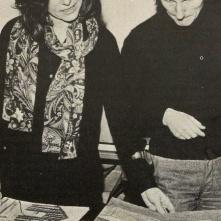 Tonje og Finn Graff